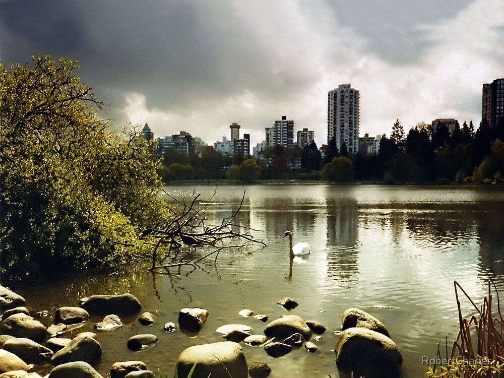 On Golden Pond by RobertCharles