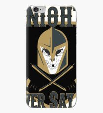 LV Golden Knights Never Die 2 iPhone Case