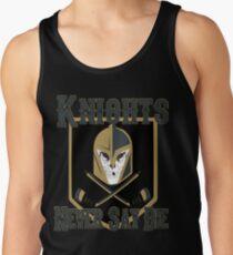 LV Golden Knights Never Die 2 Tank Top