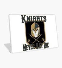 LV Golden Knights Never Die 2 Laptop Skin