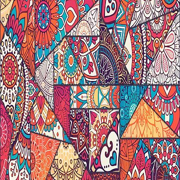 Islamic art pattern  by nekolaimonev
