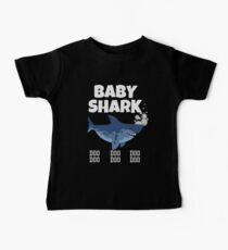 Baby Shark t shirt Baby Tee