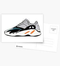 Yeezy Boost 700 Postcards