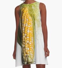 Kernels -Children of the Corn A-Line Dress