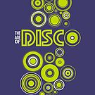 The Age Of Disco by Kubiko Bakhar