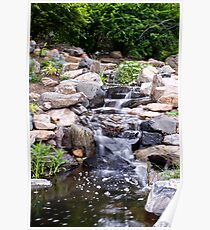 Mountain Streams Poster