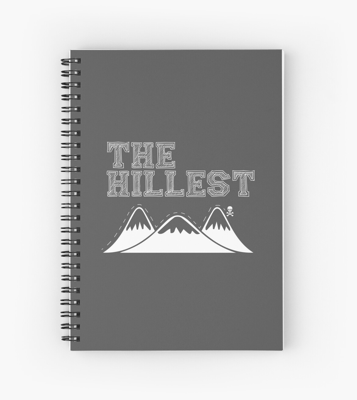 The Hillest - WHT by catalystdesign