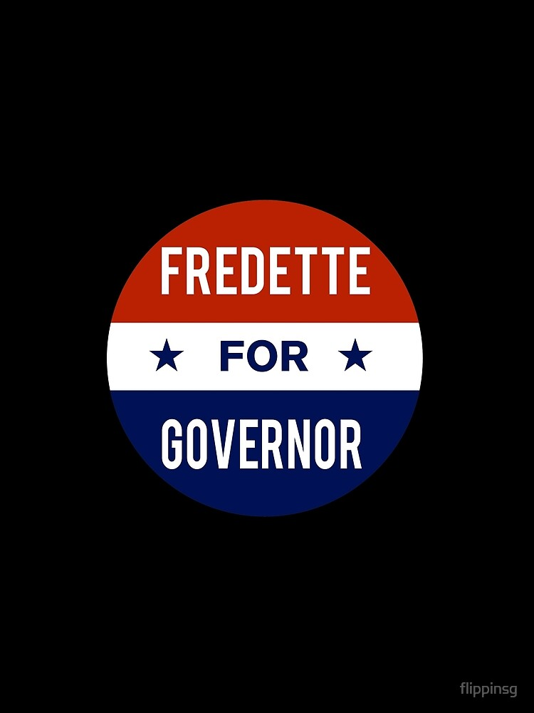 Ken Fredette For Governor of Maine by flippinsg