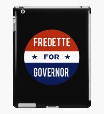 Ken Fredette For Governor of Maine iPad Case/Skin