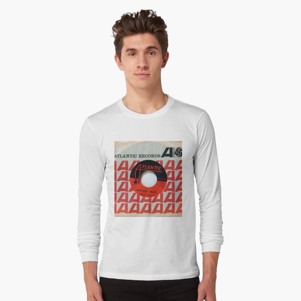 Wilson Pickett, Mustang Sally, Soul, Funk, 45  Long Sleeve T-Shirt