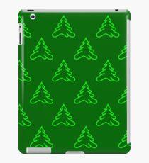 Coniferous tree  iPad Case/Skin