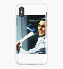 bale axe swing smile iPhone Case