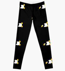 cute penguin Leggings