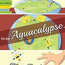 The Aguacalypse Guacamole Puns by Claire Chiarelli