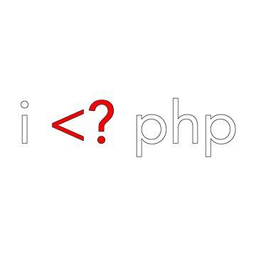 i <? php by brakkum