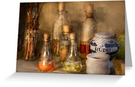 Alchemy - Spell binding by Michael Savad