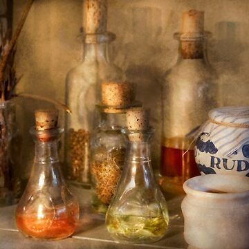 Alchemy - Spell binding by mikesavad