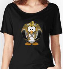 cute penguin Women's Relaxed Fit T-Shirt