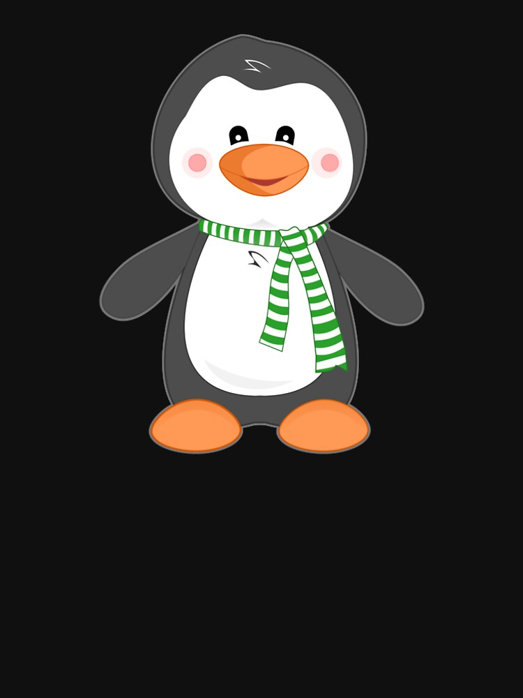 cute penguin by MisterSmithers
