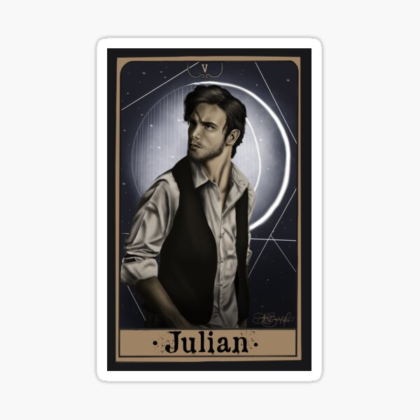 Julian Sticker