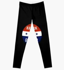 Ken Krawchuk For Governor of Pennsylvania Leggings