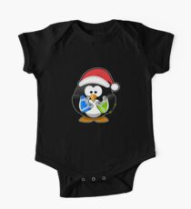 cute penguin One Piece - Short Sleeve