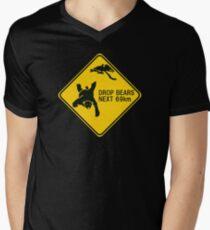 Drop Bear Men's V-Neck T-Shirt