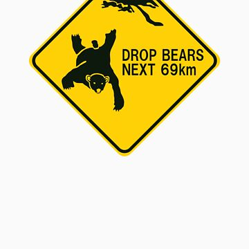 Drop Bear by yuisato