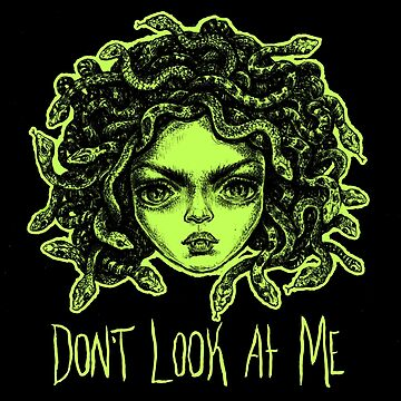 Sieh mich nicht an von brettisagirl