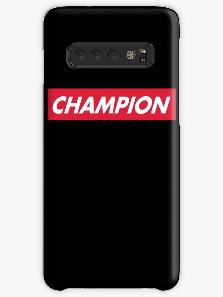 bf113b6896 Champion T-shirt pour les enfants », Coques et skins Samsung Galaxy ...