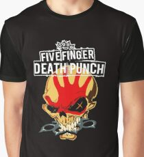 death punch Graphic T-Shirt