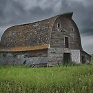 Saskatchewan Barn by JasPeRPhoto