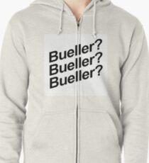 Bueller? Zipped Hoodie