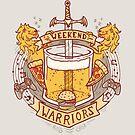 Weekend Warriors by MathijsVissers