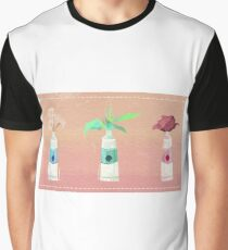 flower tubes  Graphic T-Shirt