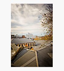 Rooftop Living Photographic Print