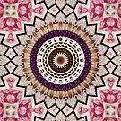 Breath of Light Mandala by wildmirror