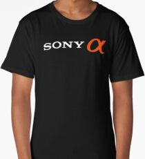 alpha sony Long T-Shirt