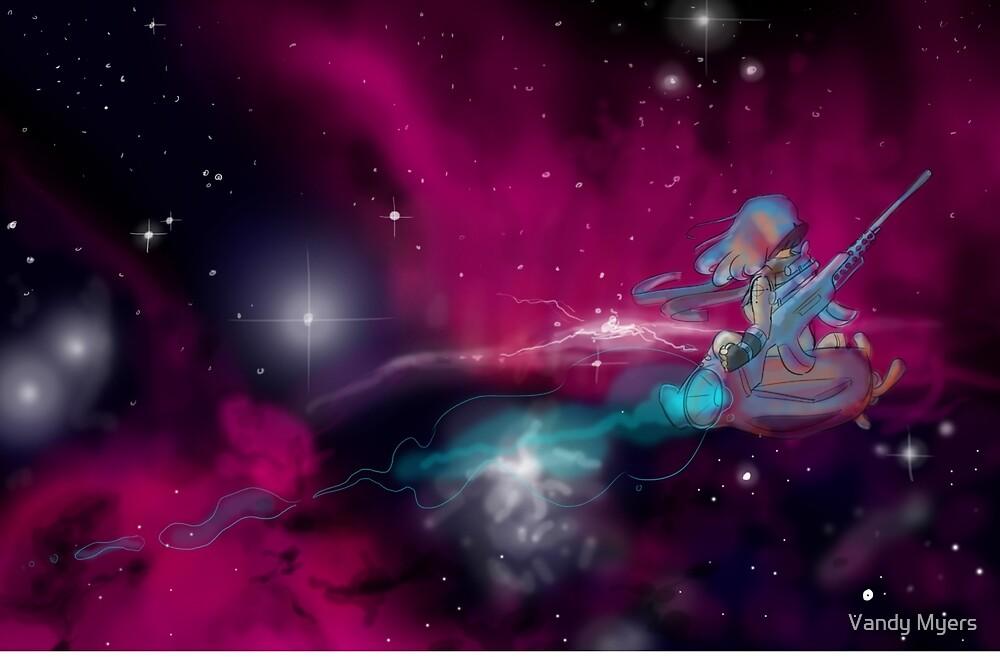Nebula Girl by Vandy Myers