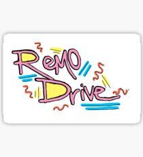 Remo Drive Logo Sticker