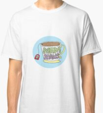 """Mom Jeans. """"death cup"""" Classic T-Shirt"""