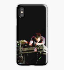 keyboardist iPhone Case/Skin