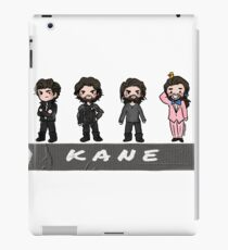 Kane Duck Tape iPad Case/Skin