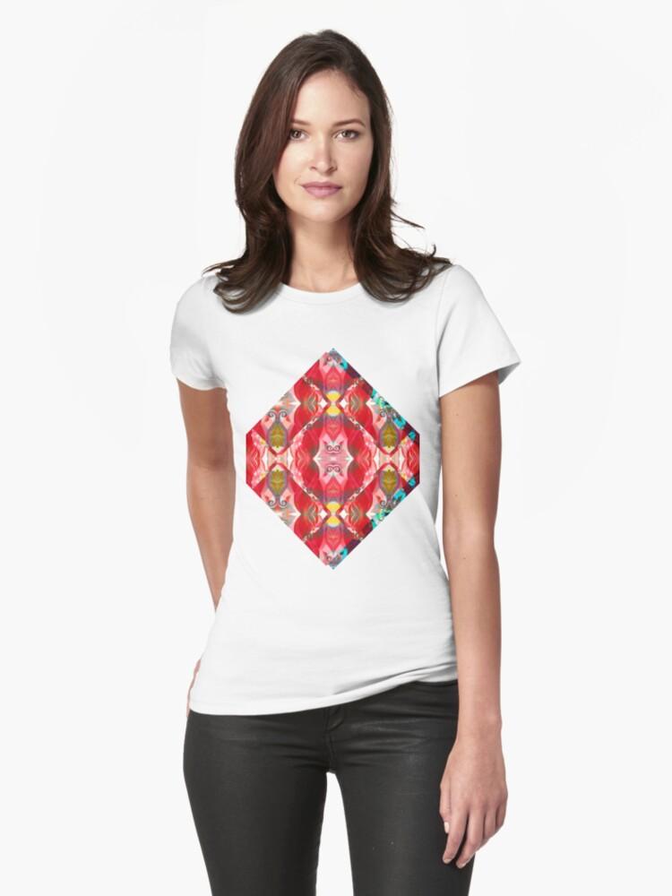 Ameretat Womens T-Shirt Front