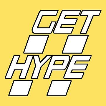 Get Hype(rion) by atlasbeetles