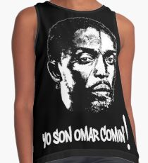 Omar Comin' Contrast Tank