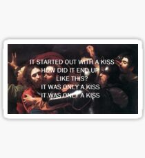 Mr. Judas Brightside  Sticker