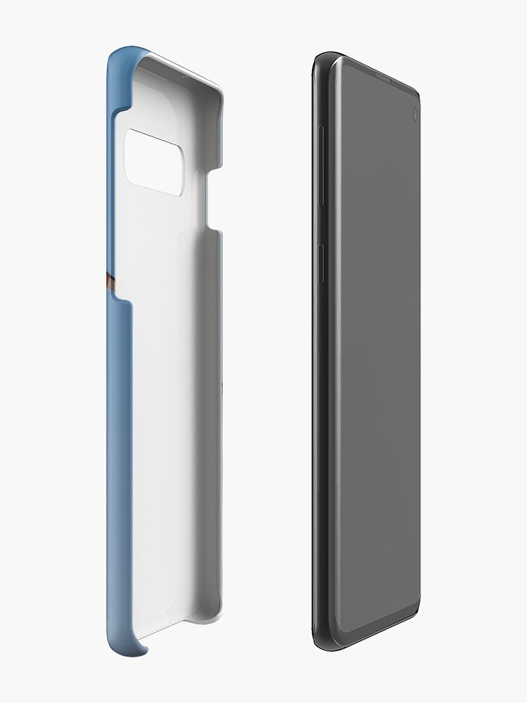 Alternate view of Flying High Case & Skin for Samsung Galaxy