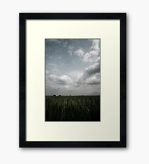 Location, Location, Location Framed Print