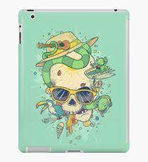 Summer skullin' iPad Case/Skin